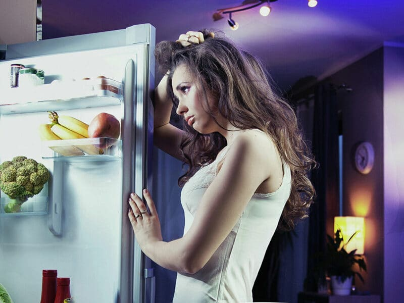 Сколько времени нужно, чтобы уменьшить чувство голода во время диеты