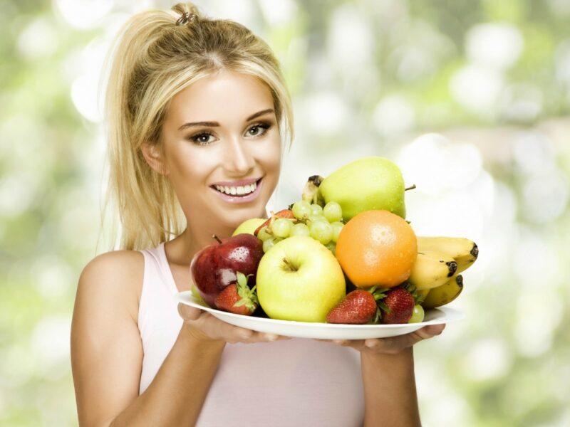 Ешьте больше этих 6 фруктов чтобы похудеть