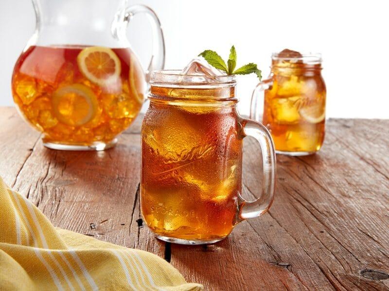 Могут ли люди похудеть, употребляя холодный чай