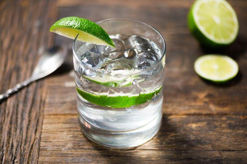 Диетический джин-тоник