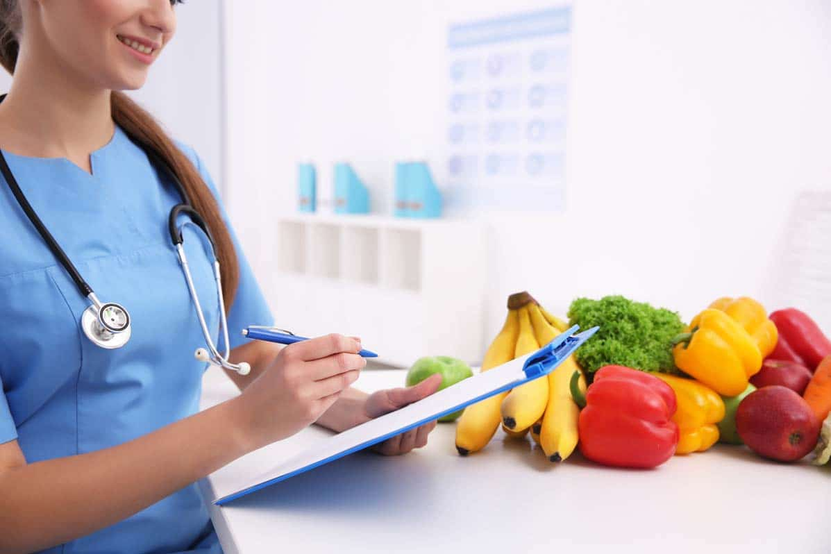 Диетолог и продукты