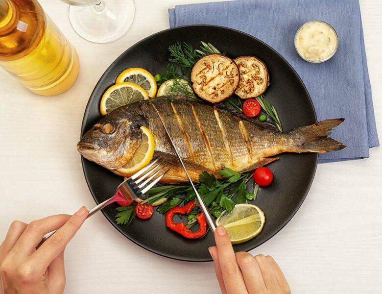 4 причины есть больше рыбы