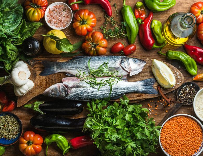 Как средиземноморская диета способствует похуданию, здоровью сердца и долголетию