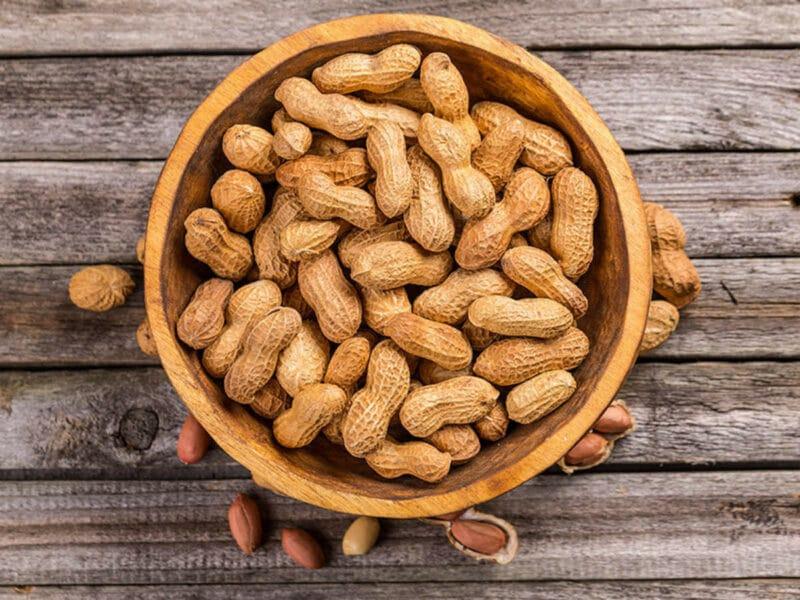 Можно ли похудеть, съев арахис