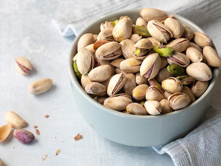 Вредны ли жиры в фисташковых орехах?