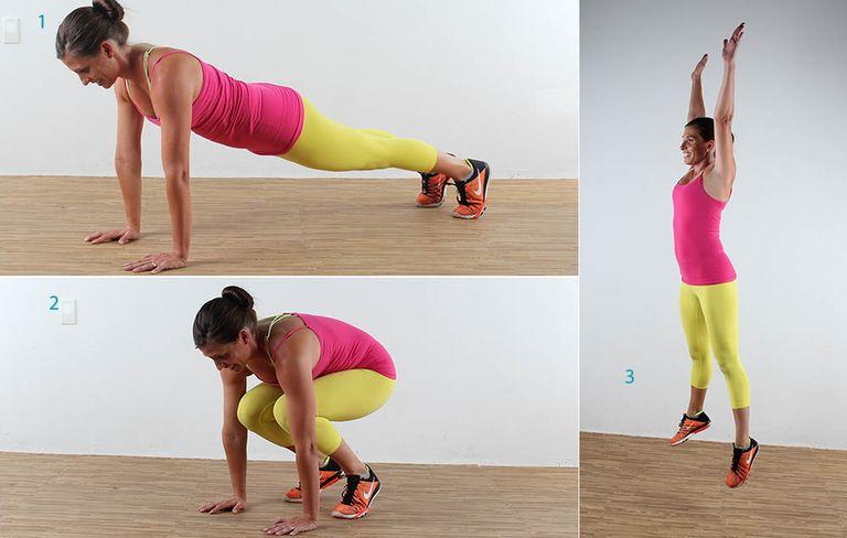 Упражнение Тяга