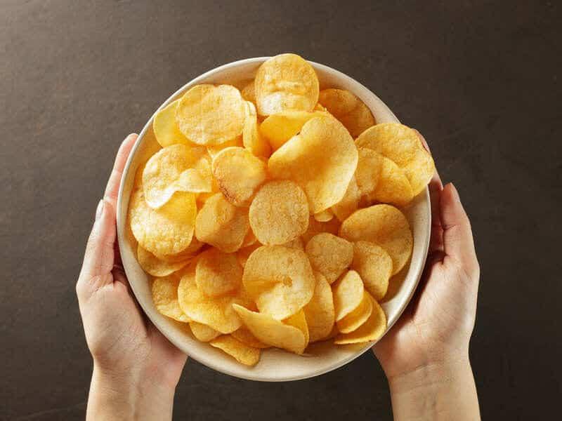 Как перестать думать о картофельных чипсах?