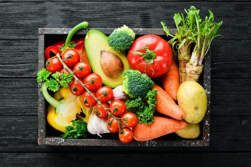 Десять лучших овощей с высоким содержанием белка
