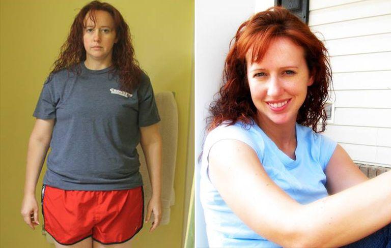 Фотографии похудения Катрины Плайлер