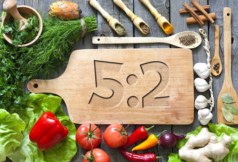 Если вы всегда хотели попробовать прерывистое голодание, план 5:2 – отличное решение для начала