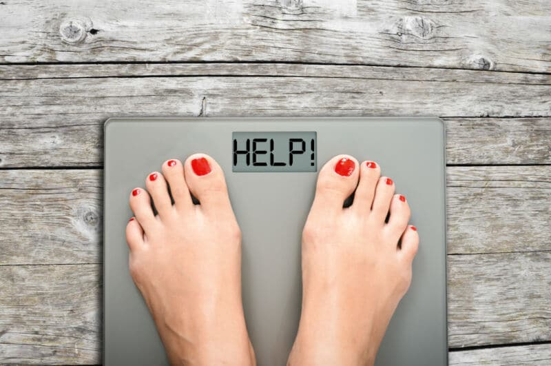 Как выйти из плато потери веса?