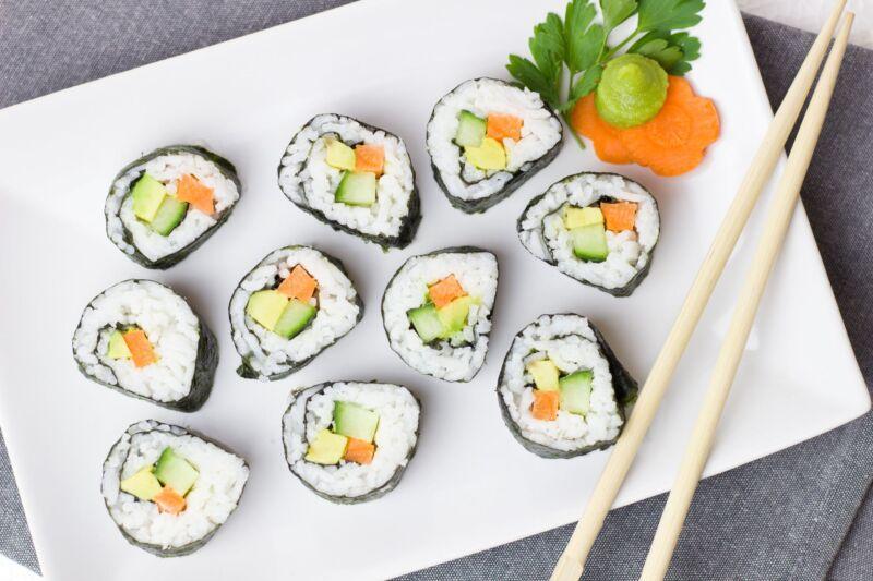 Полезны ли суши для похудения? Вот окончательный вердикт