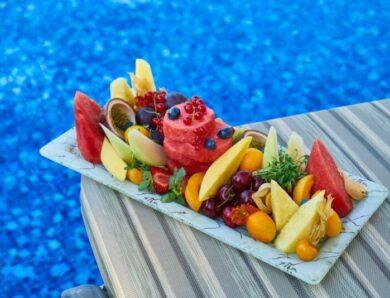 Фрукты с белком: природные десерты, которые повысят суточное потребление белка