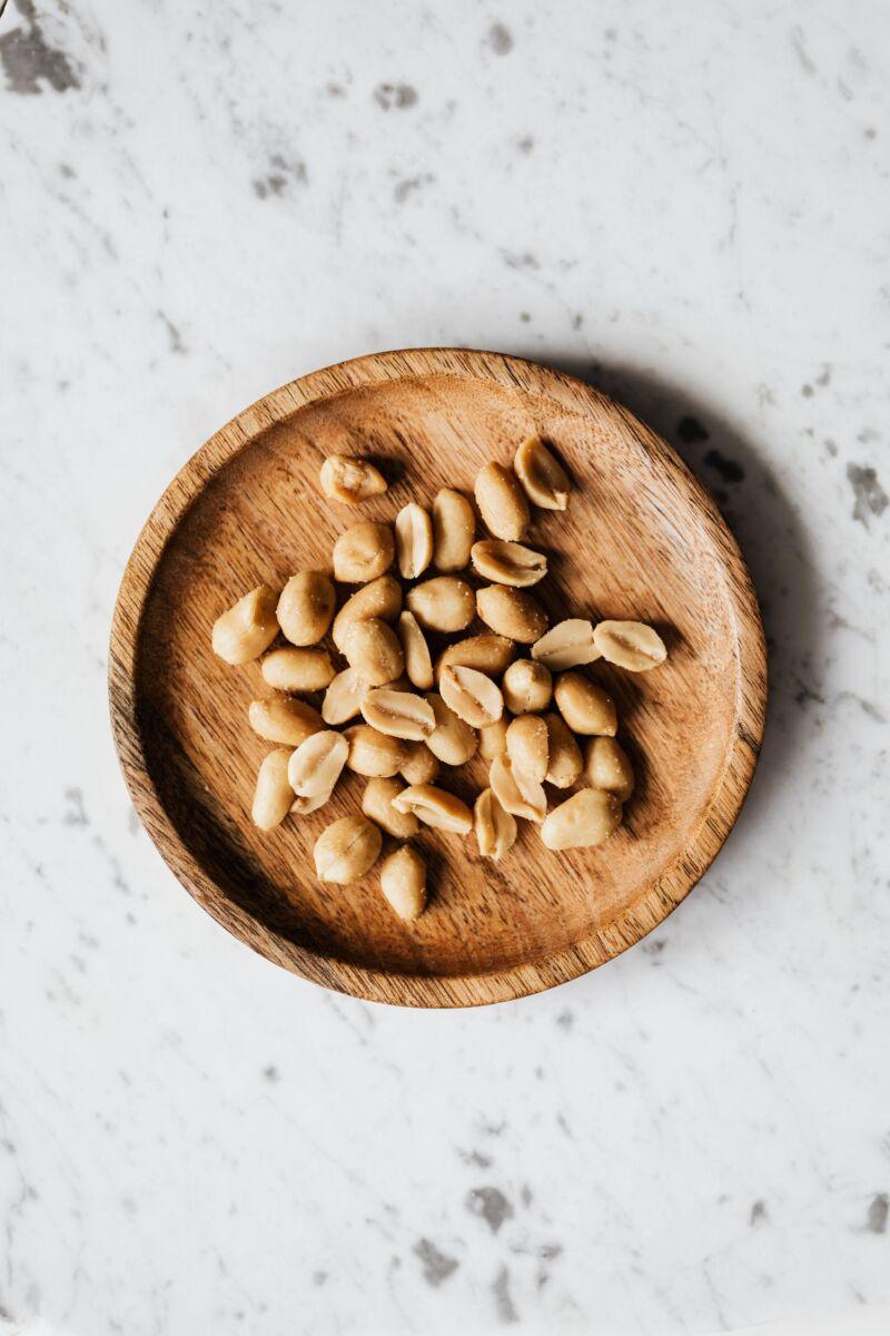 Соленый арахис