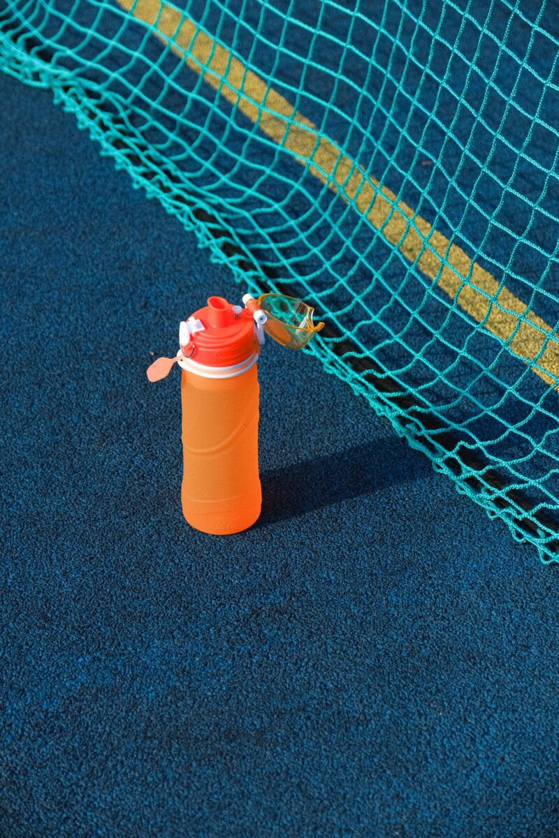 Спортивная фляга с водой