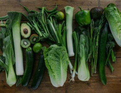 Зеленые листовые овощи: 8 питательных овощей, которые стоит есть чаще